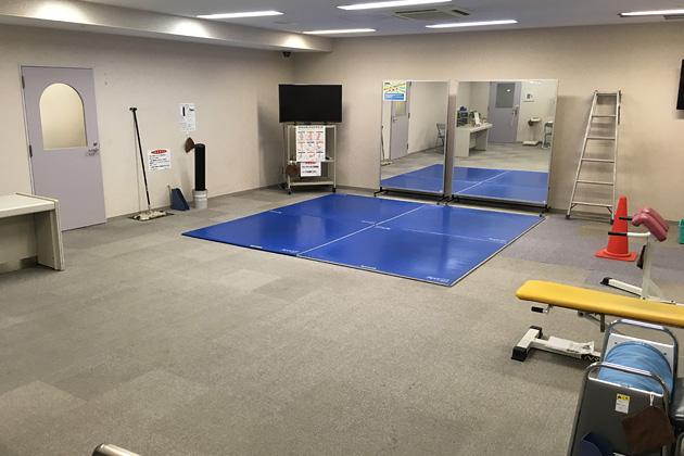 西成スポーツセンターの画像