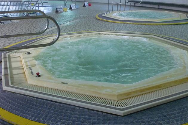 下福島プールの画像