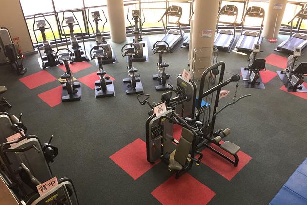大和郡山市九条スポーツセンターの画像