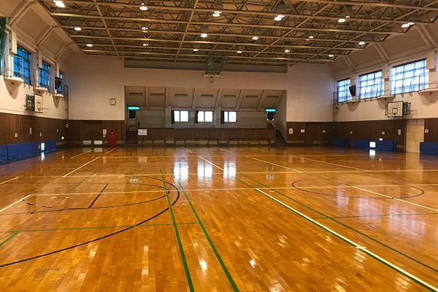 門司体育館